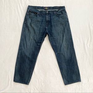 LUCKY BRAND 429 Classic Straight Jeans 40x30